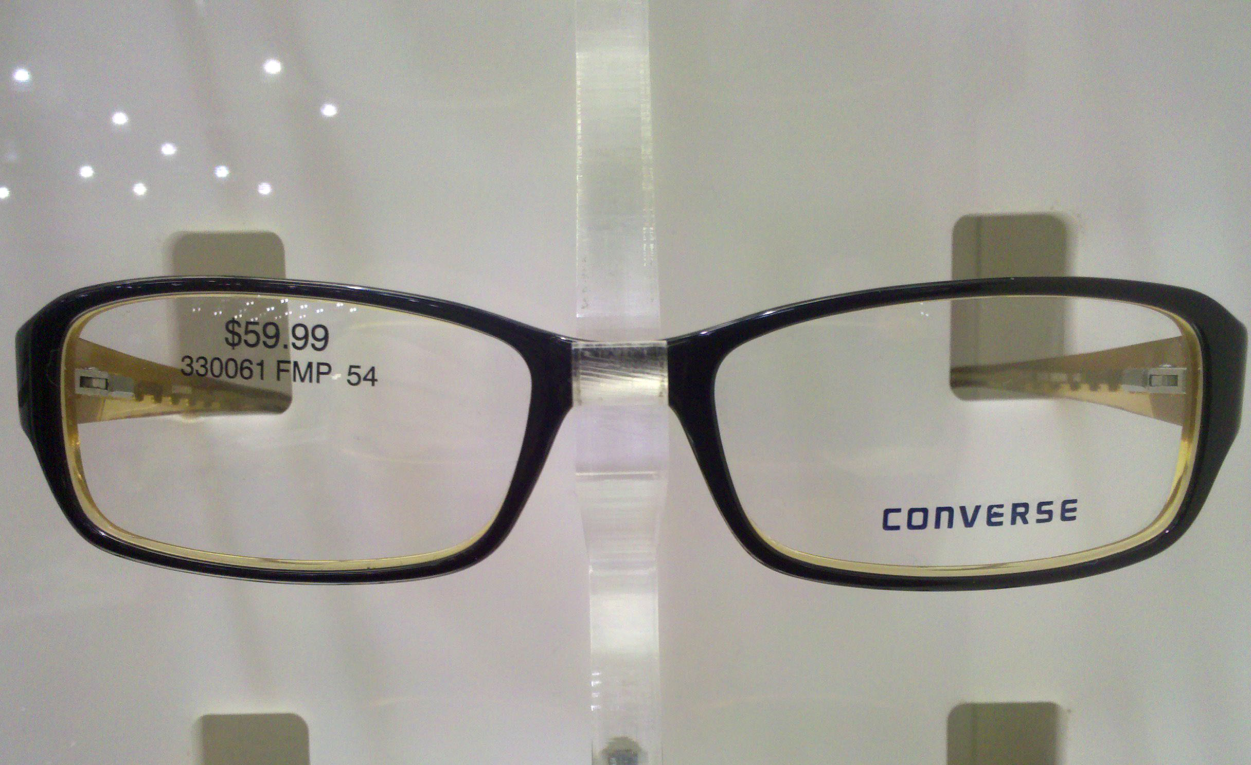 Eyeglass frames and lenses pricing COSTCO vs private OPTOMETRISTS